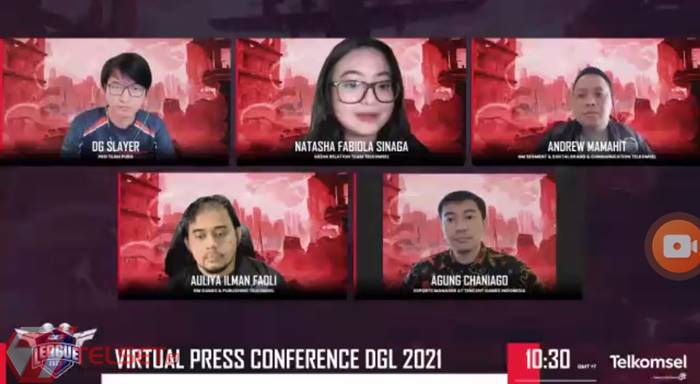 Dunia Games League 2021 Pertemukan Tim Amatir vs Pro Player PUBG