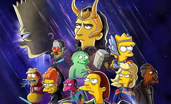 Disney+ Umumkan Film The Good, The Bart and The Loki Tayang 7 Juli