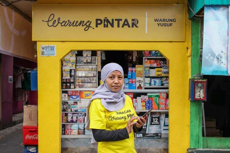 Warung Pintar Group Digitalisasi Ekosistem Bisnis Warung di Indonesia