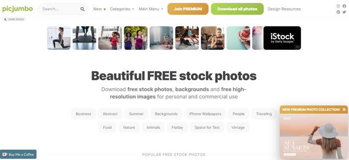 Website Gambar Gratis
