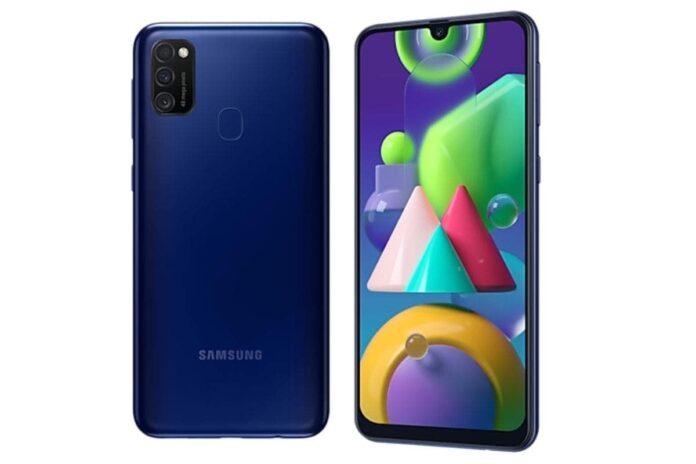 Harga Spesifikasi Samsung Galaxy M21 Indonesia