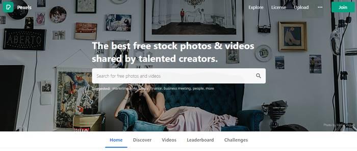 Situs gambar tanpa copyright