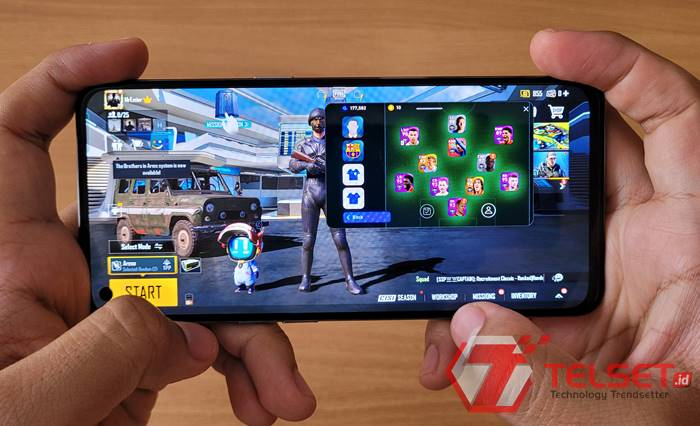 Fitur Gaming Oppo Reno6 5G Pro Indonesia