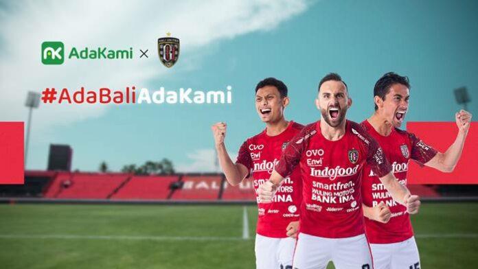 AdaKami Sponsor Bali United