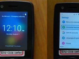 Android untuk Feature Phone Nokia 400