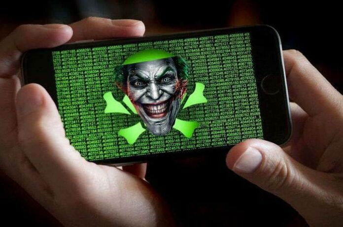 Aplikasi Android Malware Joker