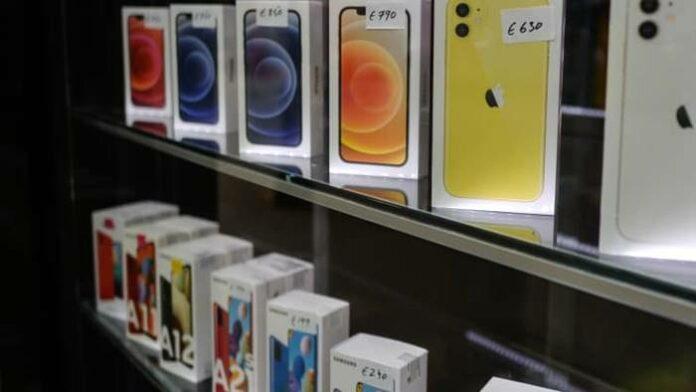chip langka harga smartphone naik