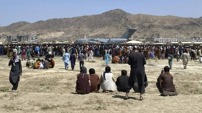 Clubhouse Afghanistan