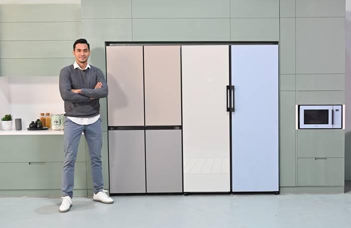 Samsung BESPOKE Refrigerator
