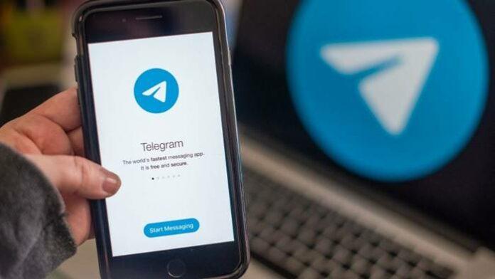 Video Call Grup Telegram 1000 orang