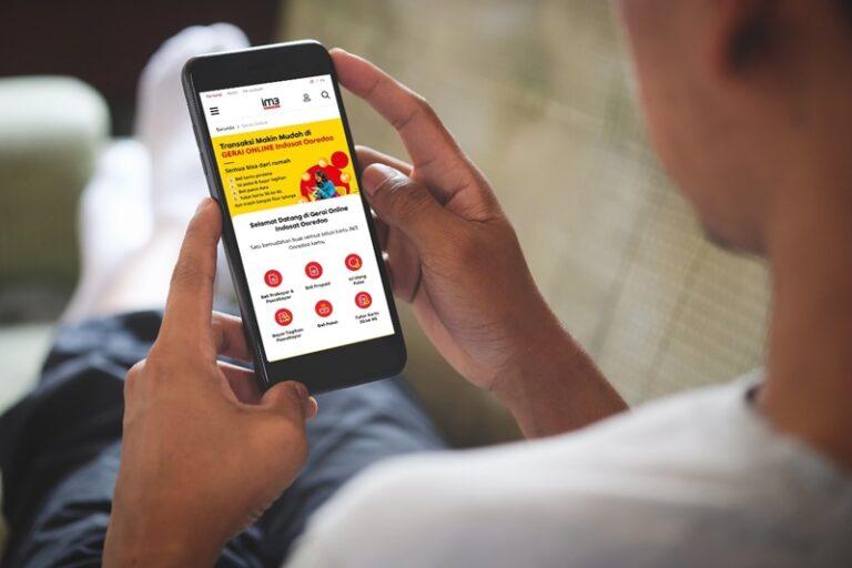 Mudahnya Beli Kartu Perdana Hingga Paket Data di Gerai Online Indosat