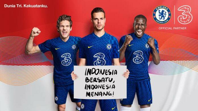 Paket Chelsea Tri Indonesia