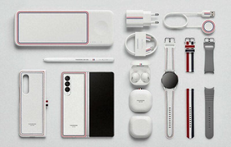 Harga Samsung Galaxy Z Fold3 Flip3 Thom Browne Indonesia