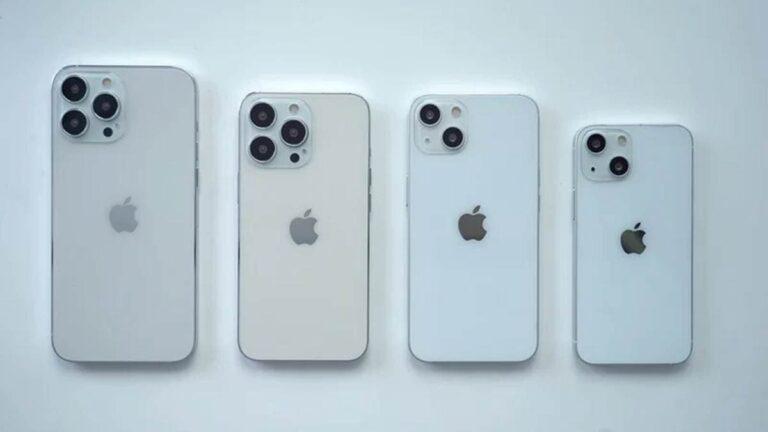Daftar Harga iPhone 13 Series, Ada Varian Memori 1 TB