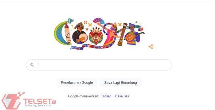 Hari Kemerdekaan Indonesia Google Doodle
