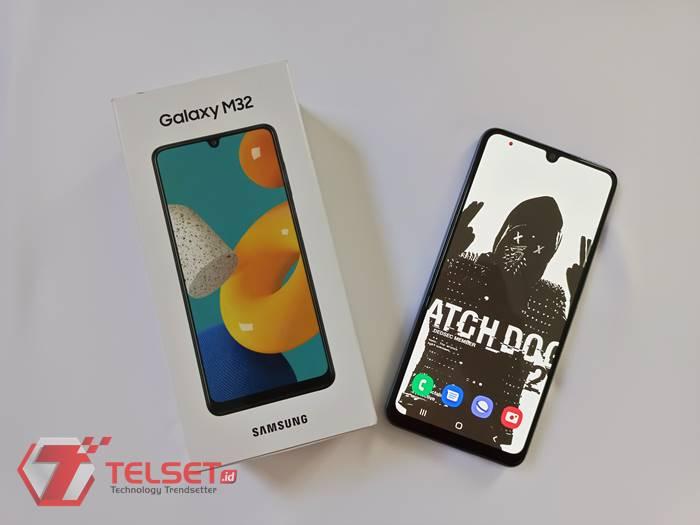 Review Samsung Galaxy M32