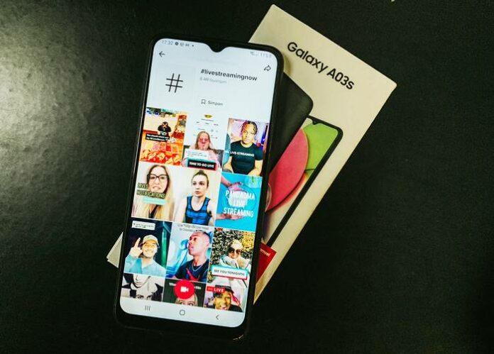 Spesifikasi Harga Samsung Galaxy A03s