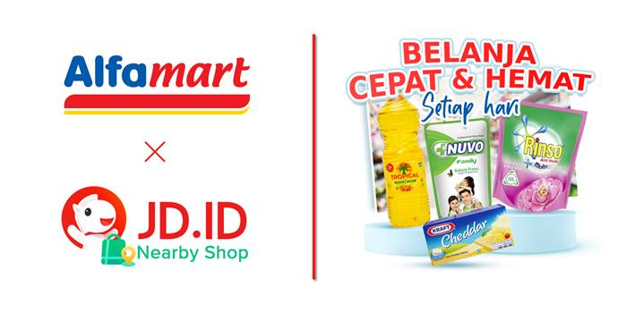 JD.ID Nearby Shop Alfamart
