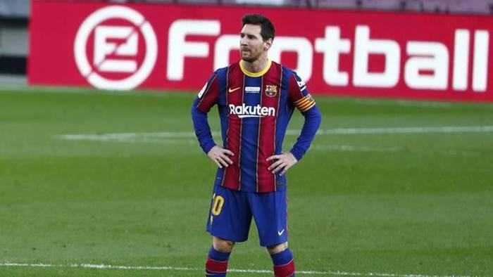Lionel Messi Tinggalkan Barcelona, Warganet Patah Hati