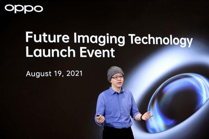 Teknologi Kamera Bawah Layar Oppo