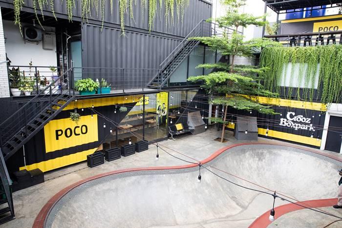 Poco Store Pertama di Dunia Hadir di Indonesia, Ada Skatepark-nya!