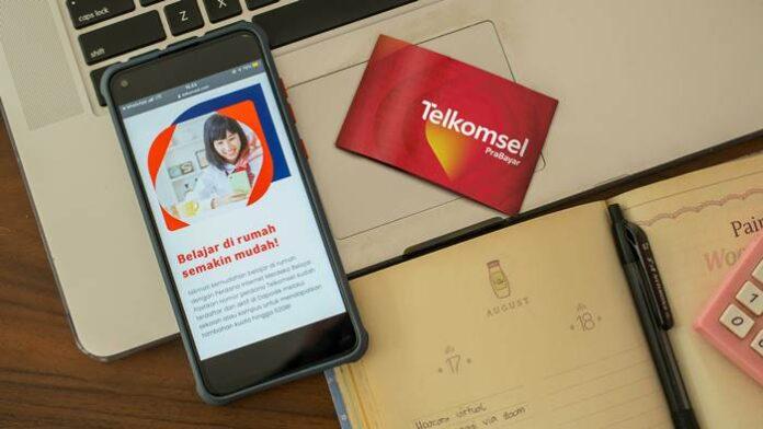 Telkomsel Kuota Belajar
