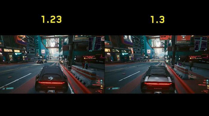Patch 1.3 Cyberpunk 2077