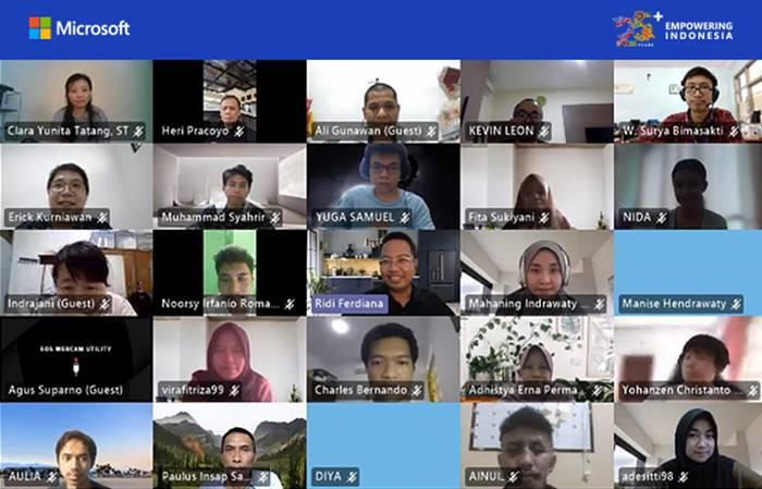Ribuan Mahasiswa Indonesia Ikut Pelatihan Cloud dan AI Microsoft
