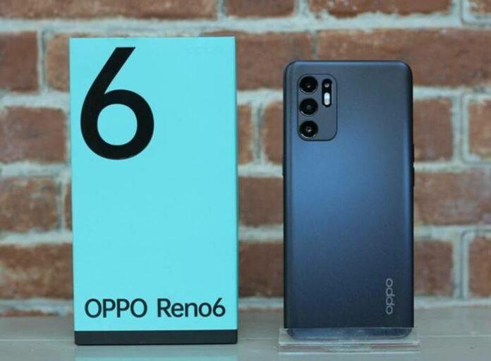 Fitur Kinerja Performa Oppo Reno6