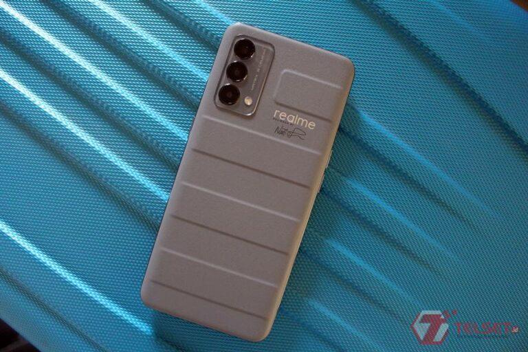 Realme GT Master Edition: Desain Eksklusif, Gegas dengan Snapdragon 778 5G