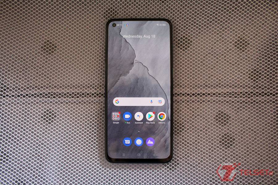 Features of the advantages of Realme GT Master Edition