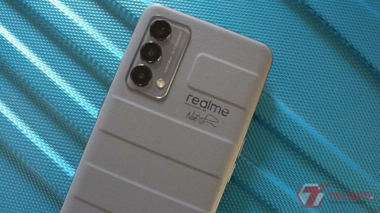 Ponsel Desain Koper, Realme GT Master Edition Debut di Indonesia
