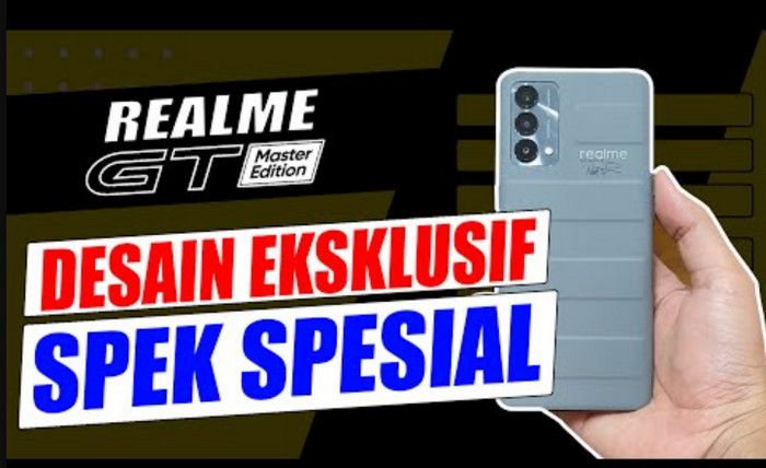 Realme GT Master Edition Review Singkat: Tes Main CODM 60FPS!