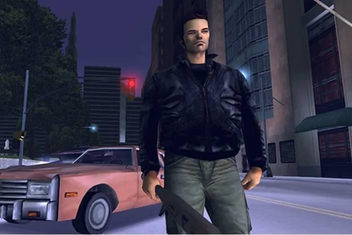 Remaster GTA 3 PlayStation 5