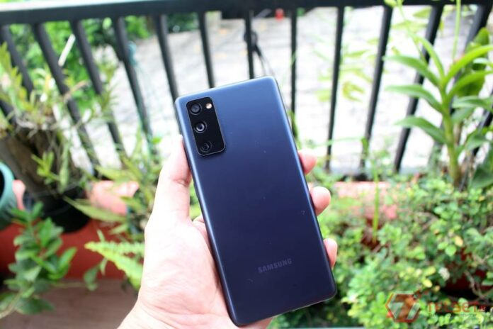 Review Samsung Galaxy S20 S21 FE Snapdragon 865