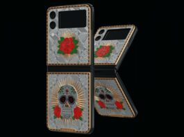 Samsung Galaxy Z Fold3 Ragnarok Z Flip3 Catrina Calavera Caviar