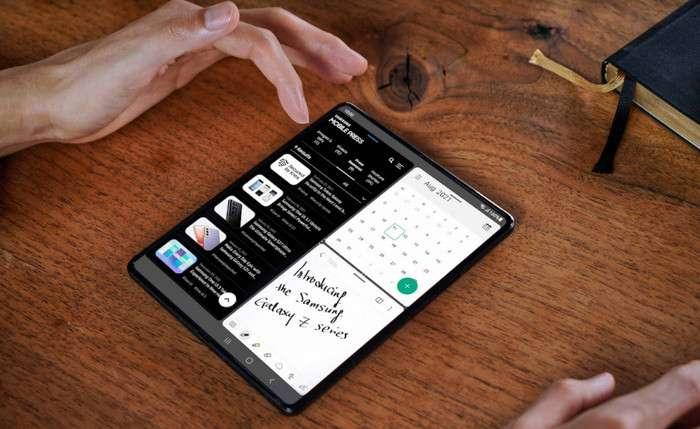 Spesifikasi Galaxy Z Fold3