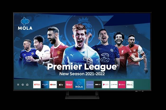 Beli Smart TV Samsung Gratis Streaming Liga Inggris di Mola