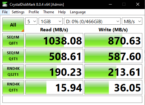SSD Seagate One Touch