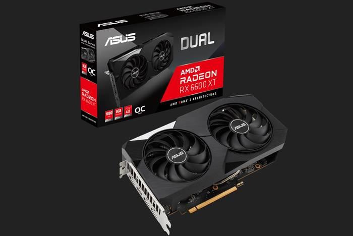 asus Radeon RX 6600