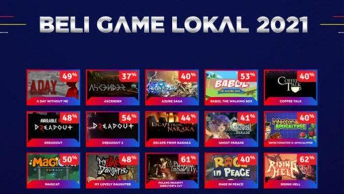 Game lokal buatan Indonesia