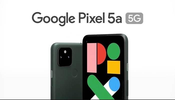 Google Rilis Pixel 5a 5G, HP 5G Murah yang Sudah Tahan Air
