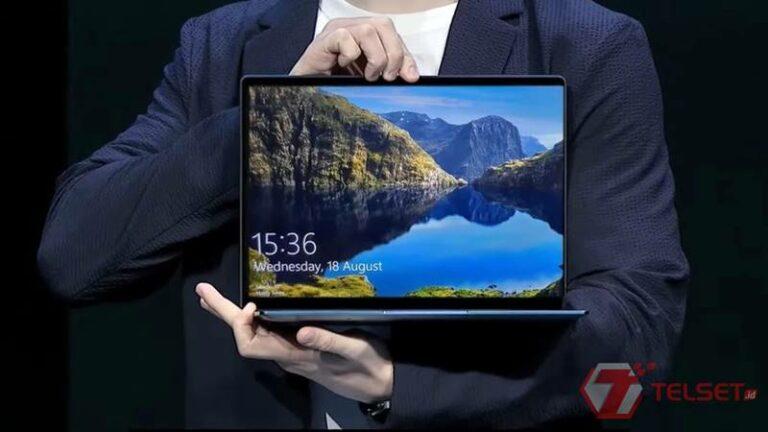 Realme Book: Laptop Tipis dengan Layar 2K dan Intel Gen-11