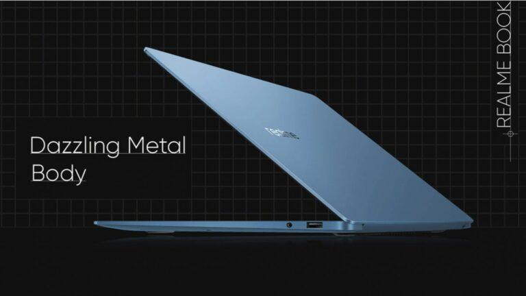 Bocoran Spesifikasi Realme Book, Layar 2K dan Prosesor Intel i5 Gen-11