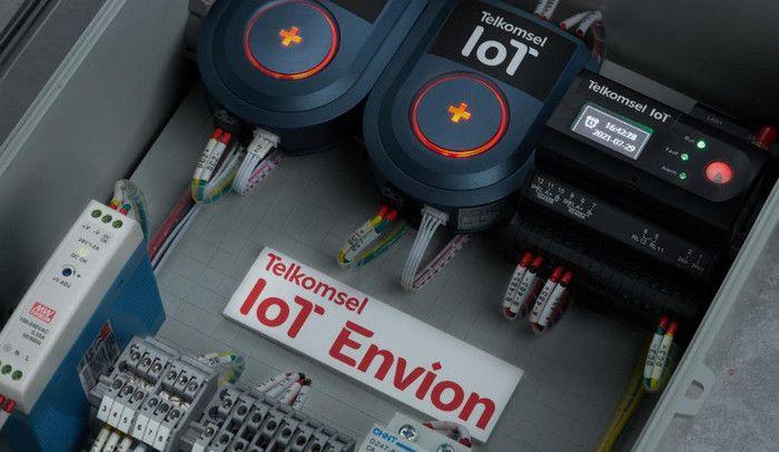 IoT Envion, Solusi AI untuk Optimasi Sistem Manajemen Energi