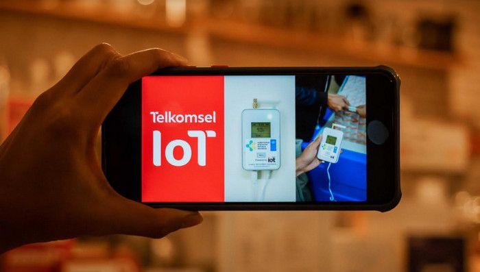 UNDP dan Kemenkes Kontrol Kualitas Vaksin Pakai Solusi IoT Telkomsel
