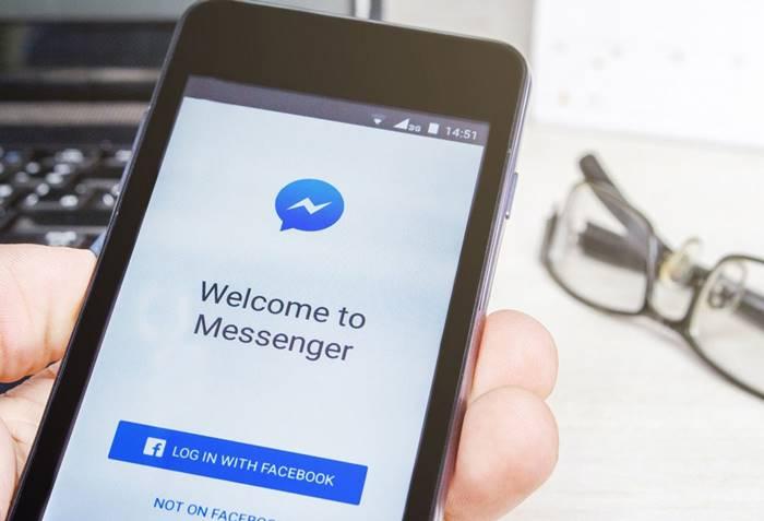 Video call voice call Facebook Messenger