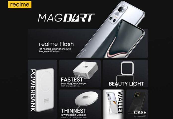 Ekosistem Realme MagDart