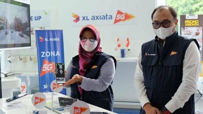 Demo Internet 5G XL Axiata