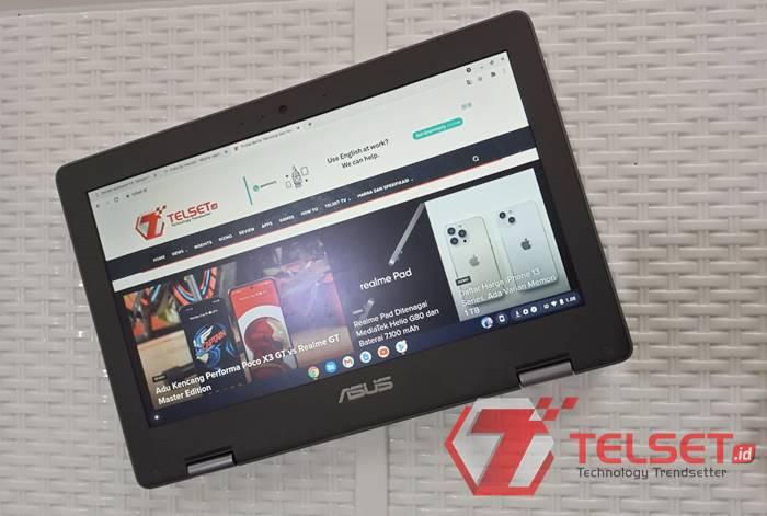 review Asus Chromebook C214